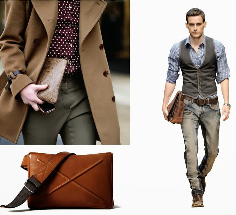 Túi xách nam đẹp cá tính mạnh mẽ dành riêng cho quý ông