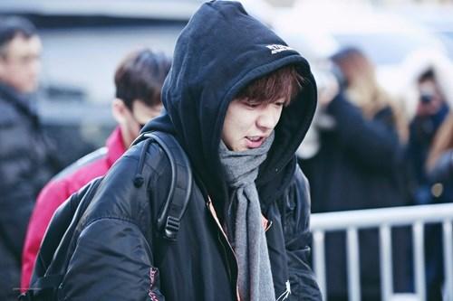 Thời trang ngày lạnh của dàn sao Kpop