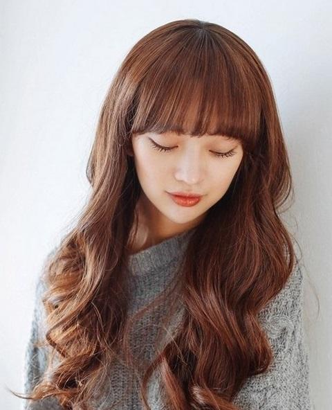 Kiểu tóc xoăn xinh xắn quyến rũ hè 2017