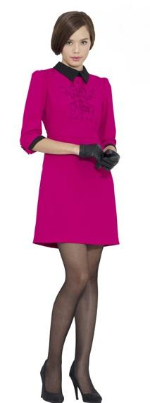 Xu hướng Pinky cho thời trang công sở ngày cuối thu