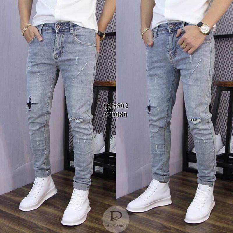 Cách chọn quần jean cho người boy gầy tự tin