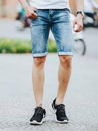 Cách chọn quần short nam phù hợp với dáng trai