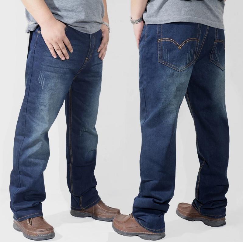 Mẹo chọn quần jean cho chàng béo tự tin