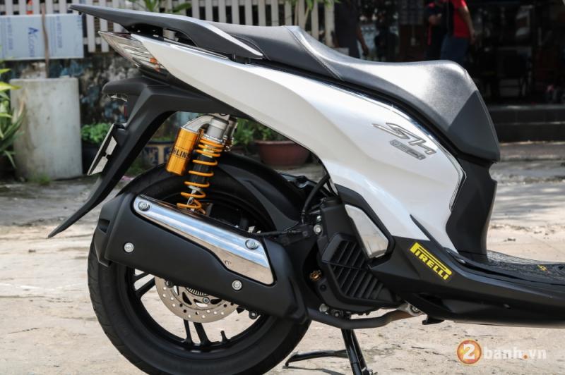 Honda SH Việt 2017 độ Body KIT lên SH 300i