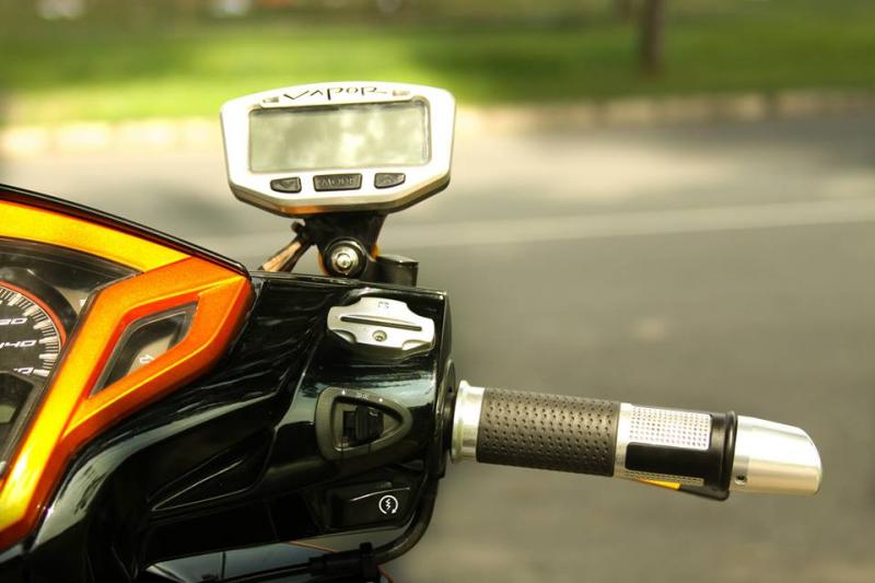 Honda Click độ chất lượng nhất của năm là đây
