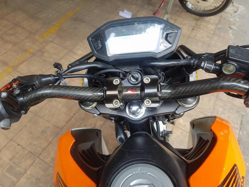 Honda MSX độ nhẹ đầy hấp dẫn với phiên bản Repsol mạnh mẽ