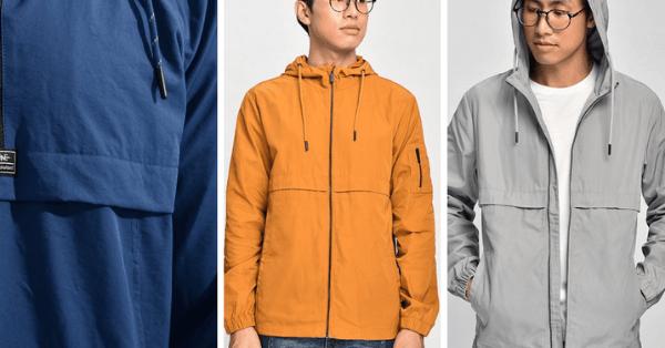 Bạn có biết công dụng của áo khoác dù?