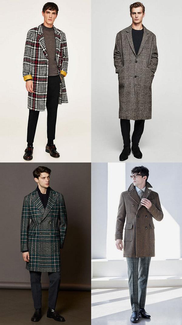 Biến hình với Outfit cực đẹp cùng áo khoác măng tô độc đáo