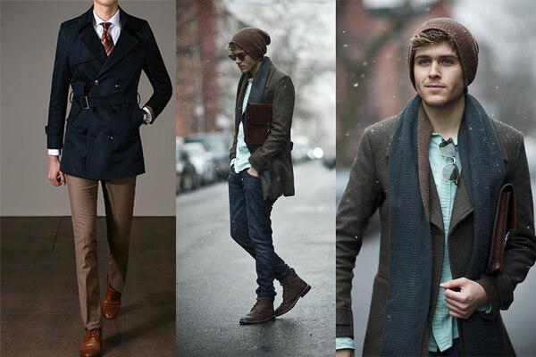Các kiểu áo khoác bomber nam nổi bật