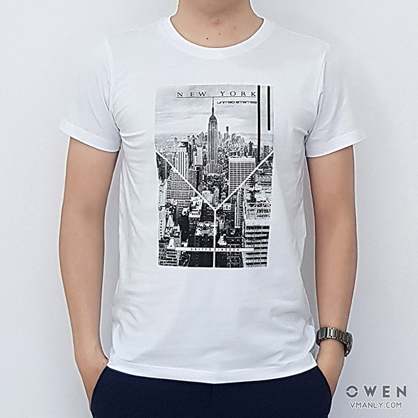 Hiểu về áo T-shirt và cách mix đồ với áo T-shirt