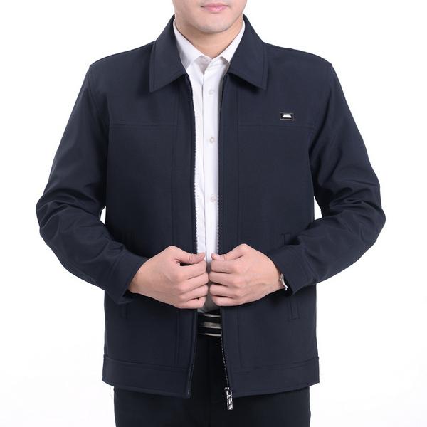 Mách bạn cách lựa chọn áo khoác trung niên chuẩn