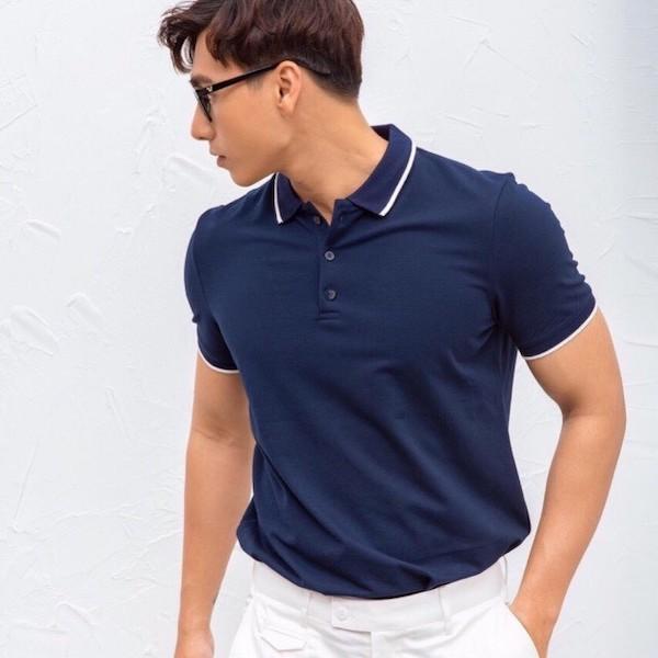 Mẹo lựa chọn áo polo nam mạnh mẽ phù hợp với từng dáng người