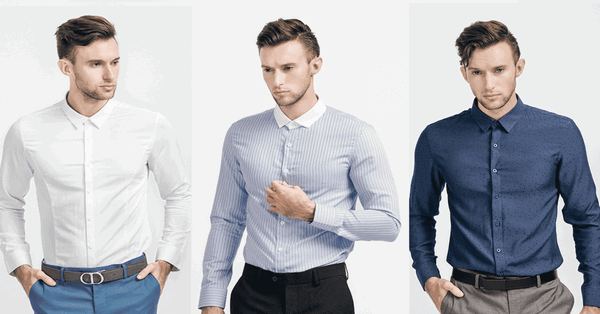 Những tiêu chí bạn cần nhớ khi chọn mua áo sơ mi nam