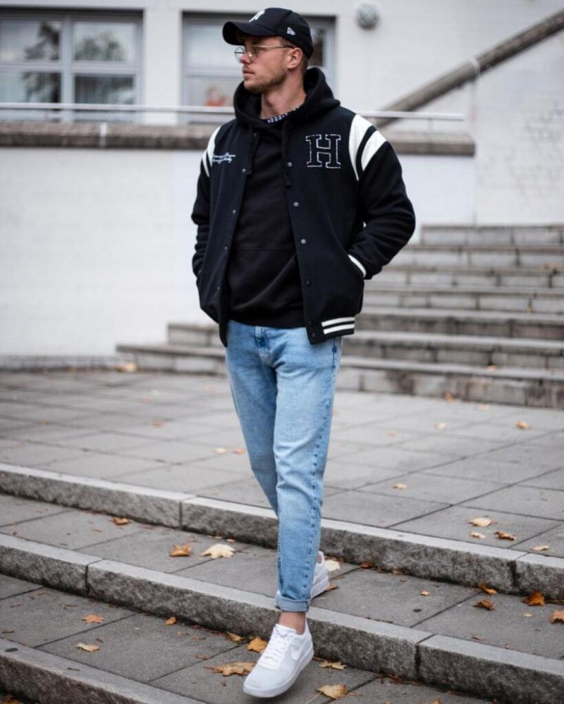 Đậm chất streetwear nổi bần bật trên phố với 7 gợi ý phối đồ nam
