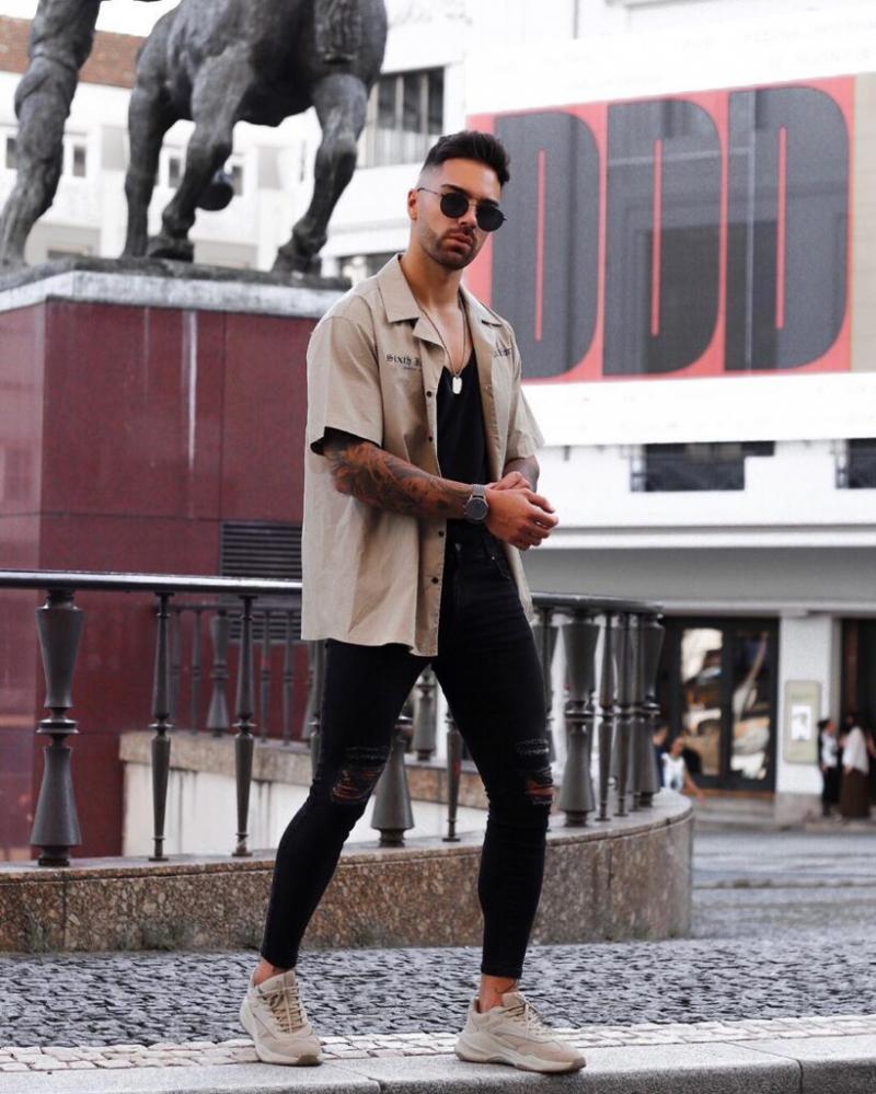 4 cách phối đồ giúp chàng định hình style streetwear