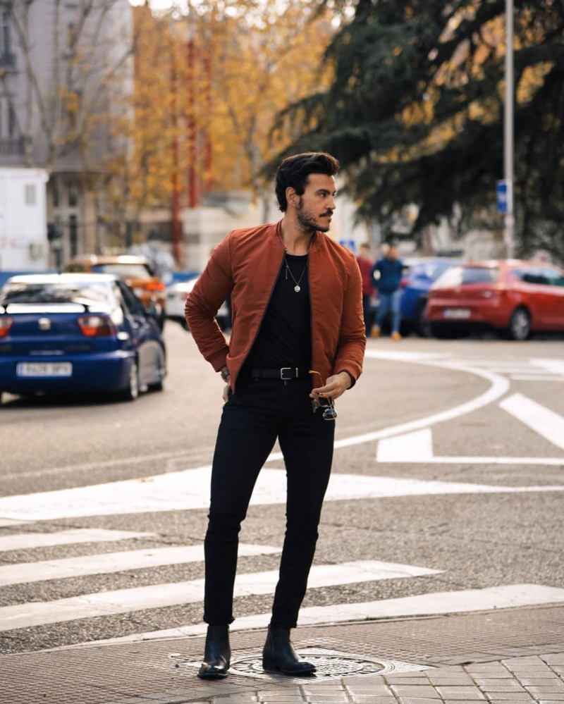 6 cách phối đồ chất cực chất cho chàng trai theo đuổi style cá tính
