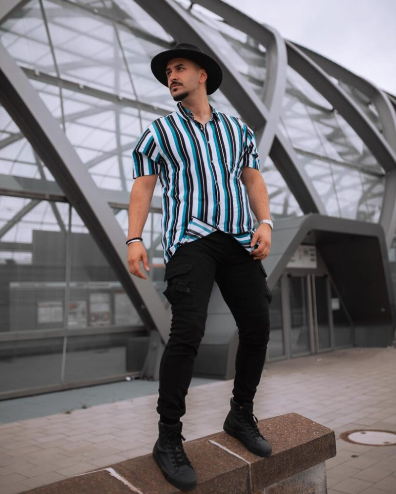 """Cảm hứng phối đồ streetwear cho chàng thêm nổi bật trên phố với phong cách """"chất cực"""