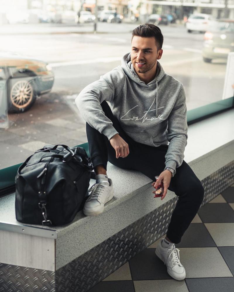 5 cách phối đồ streetwear giúp chàng xuống phố đơn giản