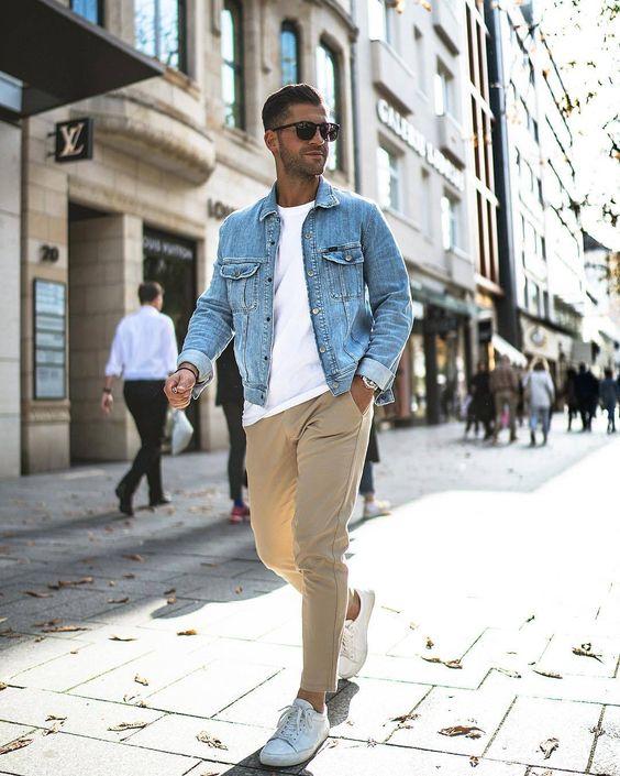 5 kiểu áo khoác diện cực chất mà mọi quý ông cá tính