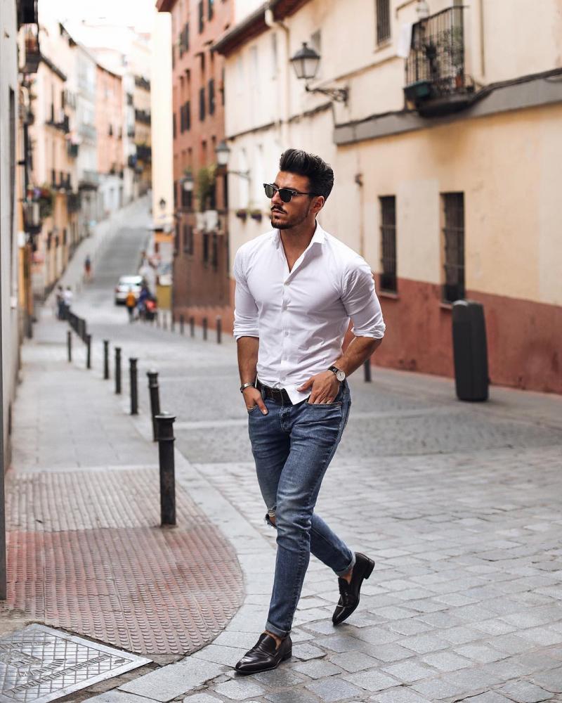 8 tips phối đồ giúp chàng định hình phong cách cực mạnh mẽ