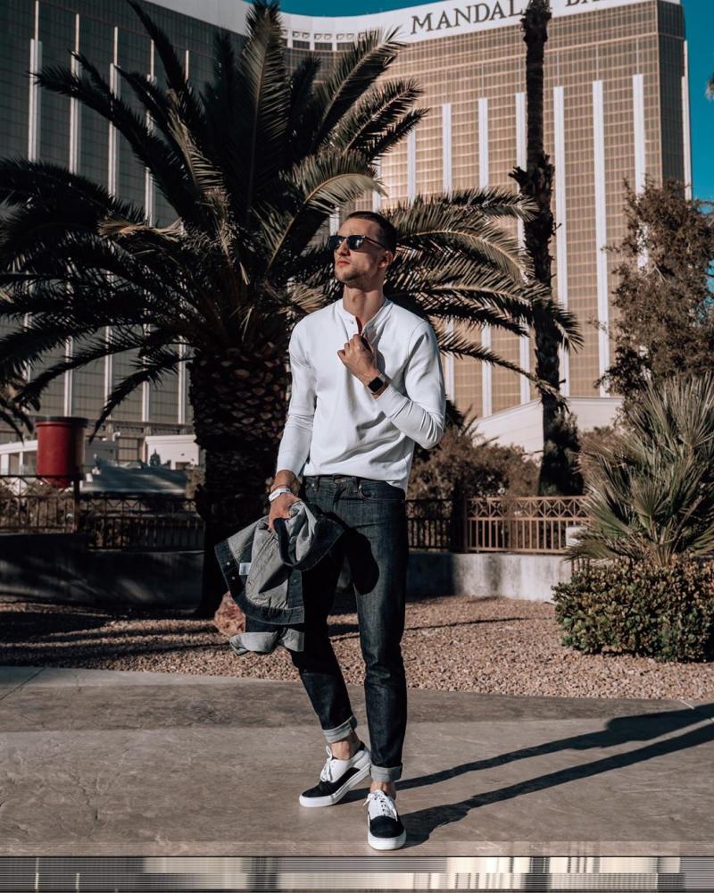 Học Marcel Floruss 6 cách phối đồ dạo phố cực cá tính