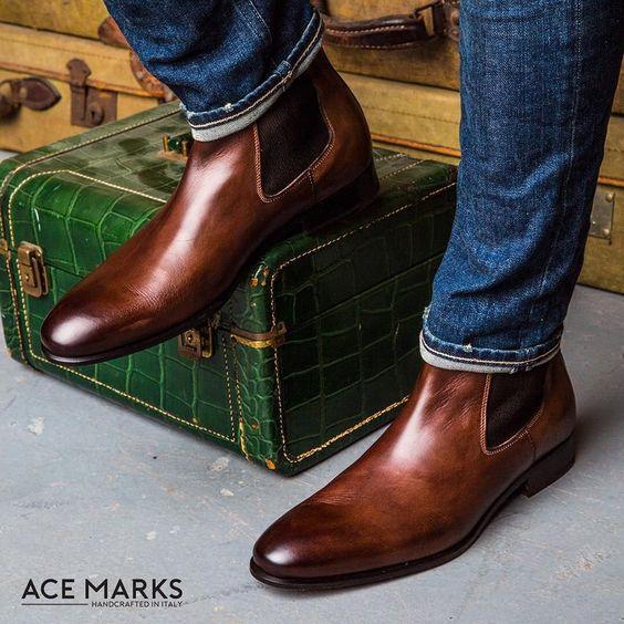 5 kiểu giày mà mọi quý ông hiện đại yêu thích
