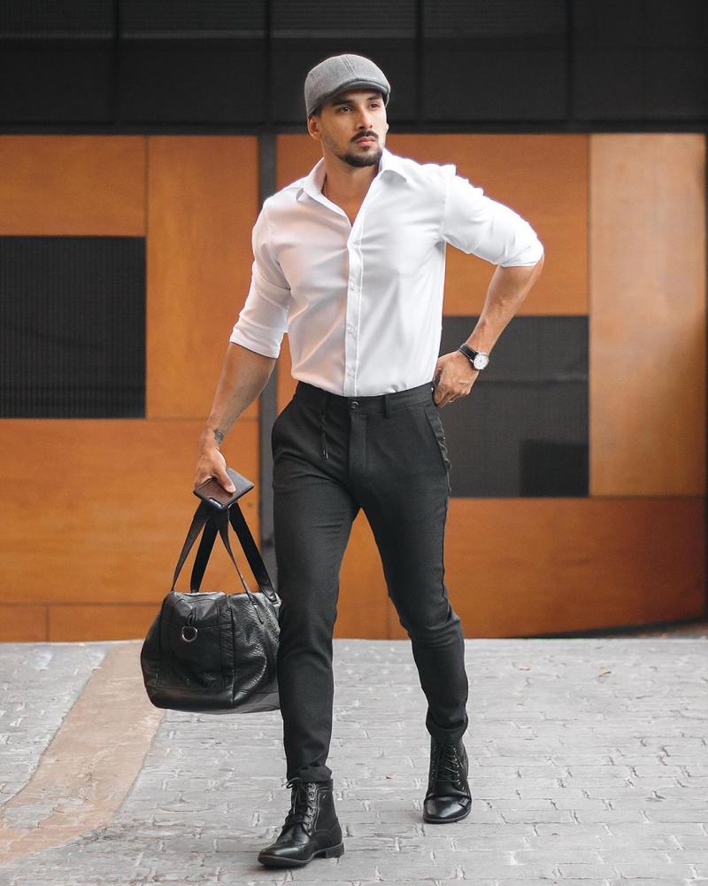 """Diện trouser đen """"không lo nhàm chán"""" với 4 tips phối đồ cá tính"""