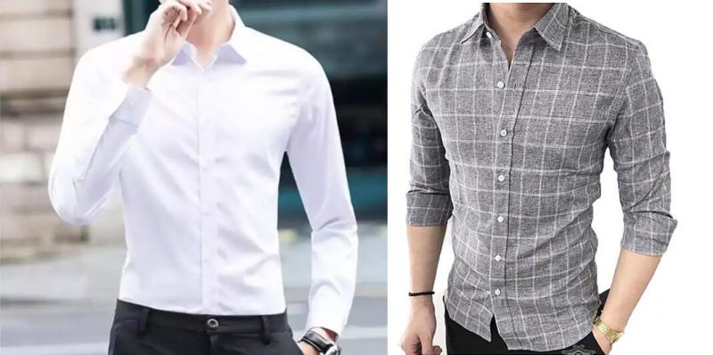 Top 10 Cách phối đồ với áo sơ mi nam đẹp tự tin