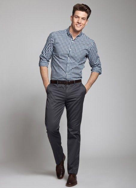 5 gợi ý phối đồ cùng áo sơ mi ca rô gingham cho chàng thêm trẻ trung cá tính