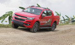 Chevrolet Colorado 2017 vs Ford Ranger tại Việt Nam