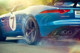 """F-Type Project 7 - """"con báo đầu đàn"""" của hãng xe Jaguar"""