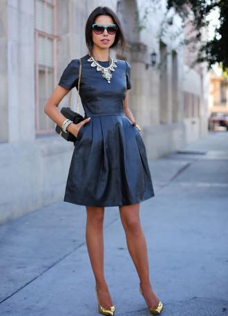 Chiếc váy giúp nữ công sở sang trọng bất ngờ
