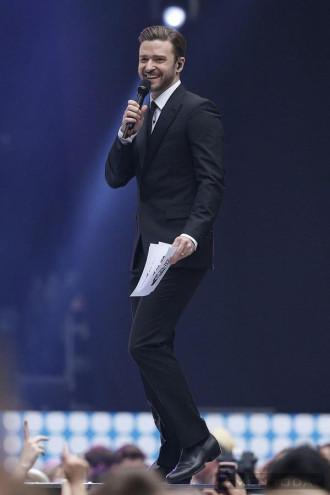 Phong cách quý ông hiện đại của Justin Timberlake