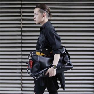 Kelbin Lei cá tính xuất hiện trên Vogue