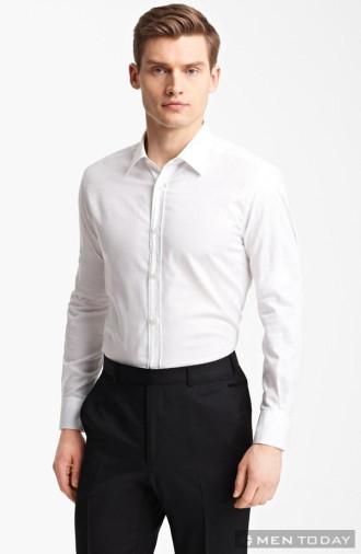 Những mẫu áo sơ mi nam tính đơn giản từ Z Zegna