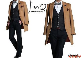 Áo khoác nam măng tô đẹp cho chàng công sở