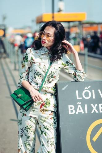 Nóng 36°C: Quý cô mặc đẹp nức tiếng Sài Gòn gợi ý váy áo giải nhiệt