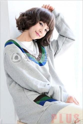 Tóc ngắn Hàn Quốc cho nàng cá tính
