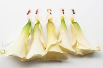 BST váy hoa khiến người xem không thể rời mắt 1 giây