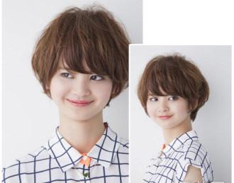 Muôn kiểu tóc ngắn cá tính cho bạn gái dễ thương 2016