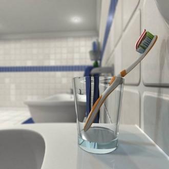 Những vật dụng cá nhân nên để ngoài nhà tắm