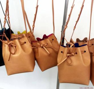 Túi xách dây rút Hàn Quốc đẹp cá tính cho nữ công sở 2017