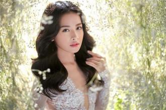 Bất ngờ với ảnh cưới đẹp tựa thiên thần của Chi Pu