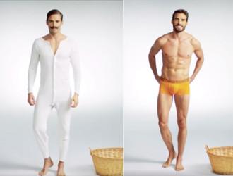 Biến đổi của đồ lót nam giới 100 năm qua