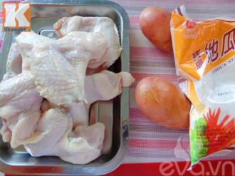 Hướng dẫn làm cánh gà nhồi khoai tây lạ miệng mà ngon