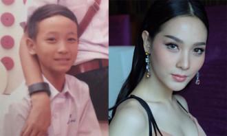Vẻ đẹp sexy của hoa hậu người Thái từng là đàn ông