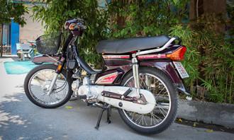 Chi tiết Honda Dream II - hàng sưu tầm ở Hà Nội