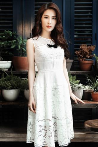 Đón hè trong veo với váy áo của Diễm My 9X