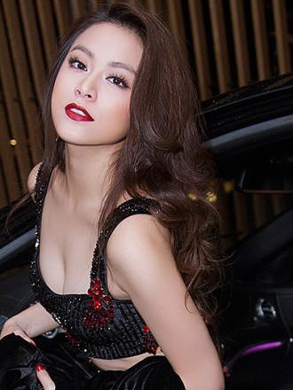 Ngắm những đôi mắt tuyệt đẹp thu hút của sao Việt