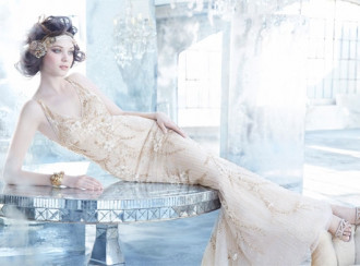 Những chiếc váy cưới xa hoa với vẻ đẹp khó cưỡng
